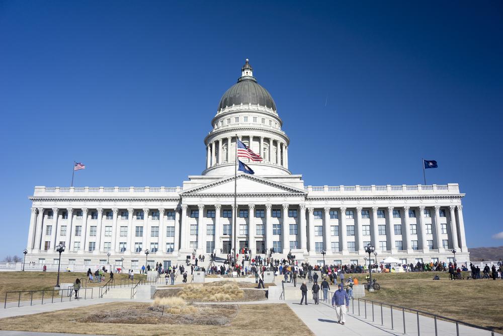 Utah Capitol 15
