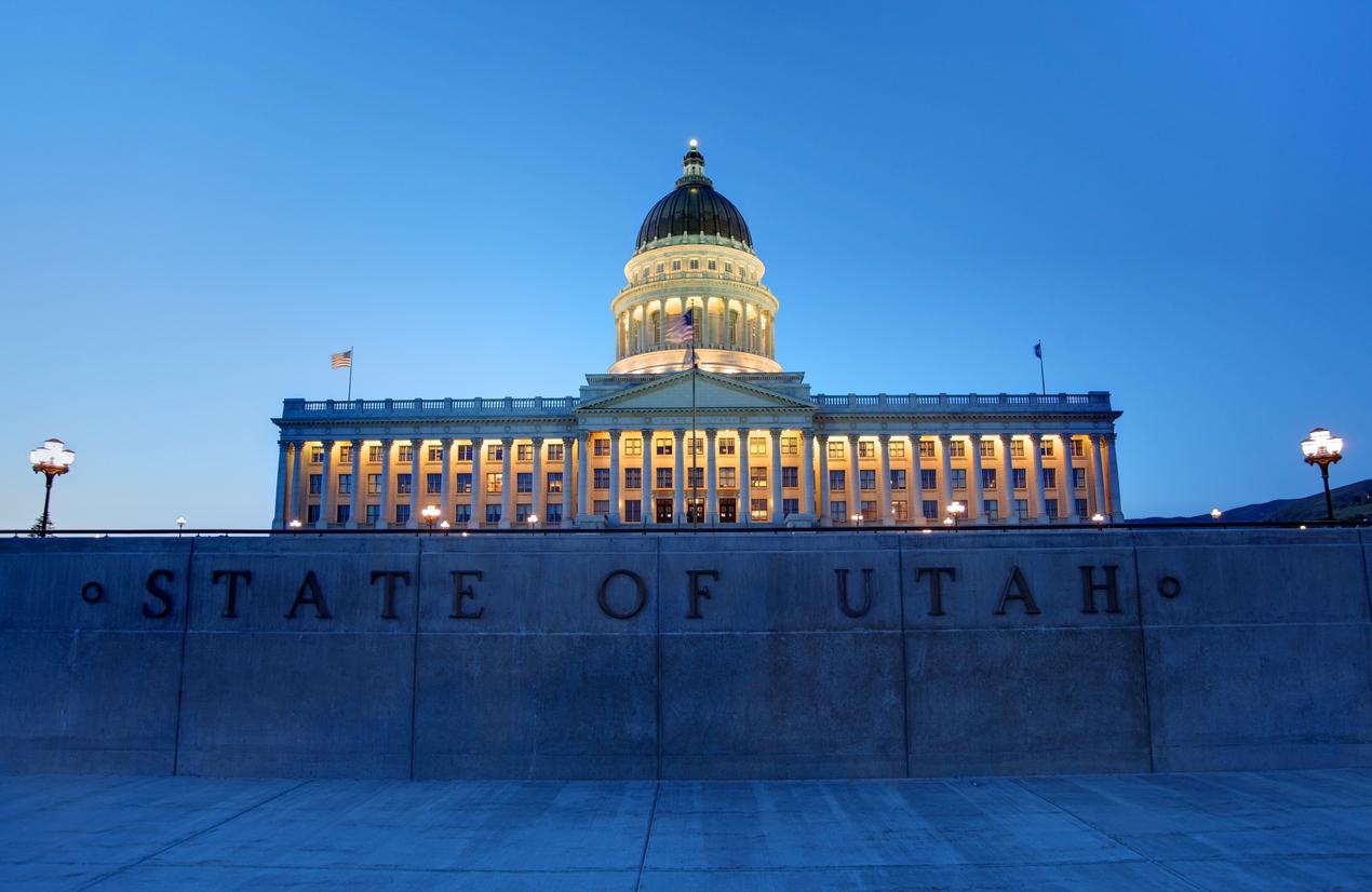 Utah Capitol 36